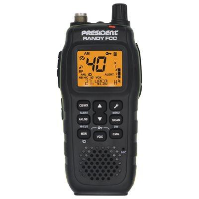 President Randy Handheld CB Radio