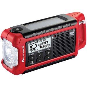 Radio d'urgence Midland ER210
