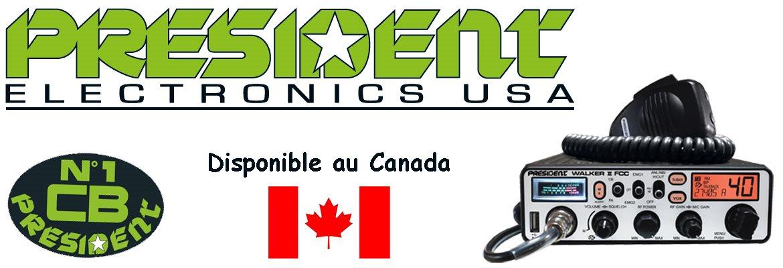 President Electronics - DVS Canada
